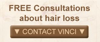 Vinci Hair Clinic Client Offer